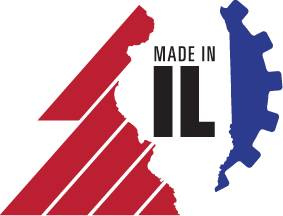 IMEC Made in Illinois Logo
