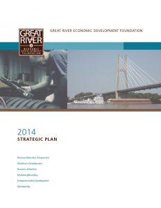 2014 Strategic Plan Cover